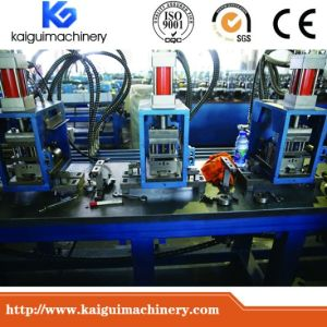Zinc Plate Purlin Roll Forming Machine pictures & photos