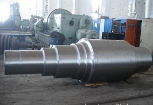 Forged Shaft Certified by BV, SGS, ISO9001: 2008 pictures & photos