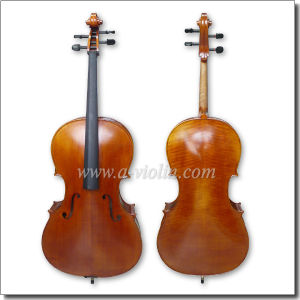 Professional Chinese Spruce Advanced Cello (CH150) pictures & photos