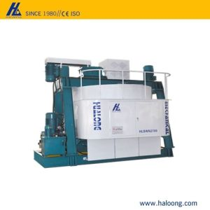 Hlsw-2700 3D Powder Mixing System