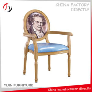 2016 American Style Discount Model Wood Imitation Hotel Chair (FC-1) pictures & photos