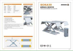 Scka30-Ultra Thin Split Low Cut pictures & photos