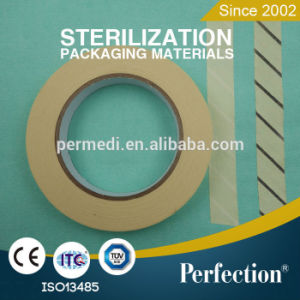 Sterilization Indicator Tape for Crepe Paper Use pictures & photos