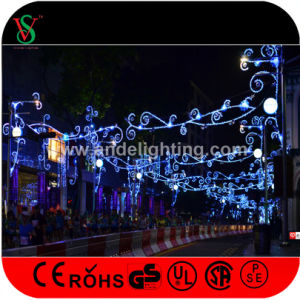 Outdoor Christmas Pole Mounted Lights for Street Decoration pictures & photos