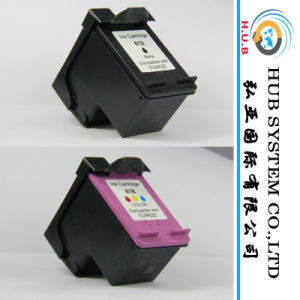 Ink Cartridge for HP 10 (4844B) /HP 11 (4836C; 4837M; 4838Y) pictures & photos