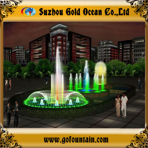 Design of Water Fountain/ Garden Fountain