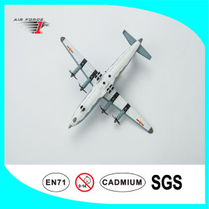 Alloy and ABS Diecast Flight Model Kj 200 Ewr Aircraft Model