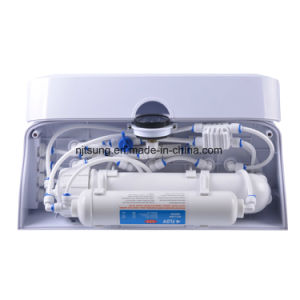 5 Stages Reverse Osmosis System Water Filter with Dust Proof Case pictures & photos