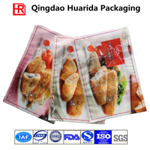 Transparent Flat Plastic PP Food Packaging Bags of Crystal Sugar pictures & photos