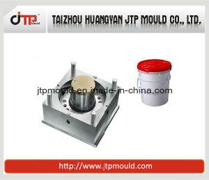 Plastic Paint Bucket Mould Injection Moulding pictures & photos