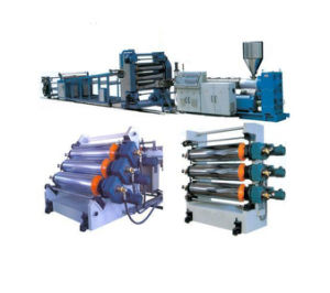 3-20mm PVC Free Foam Board Production Line/Plastic Extruder Machine pictures & photos