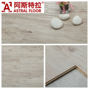 AC3/AC4 Waterproof (U-groove) Wave Embossed Surface Laminate Flooring (AB9910) pictures & photos