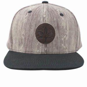 Fashion Custom Flat Brim 6 Panel Snapback Cap/Hat pictures & photos