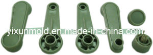 Auto Window Handle Parts Plastic Injection Mould pictures & photos
