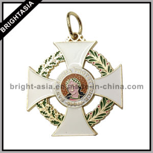 Custom Medallion/ Custom Medal for Souveir and Award (BYH-10684) pictures & photos
