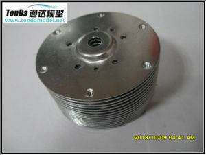 China Metal Motor Part of CNC Machining Supplier pictures & photos