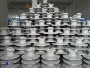 Manufacturer HDPE Insulator Tie Top 35kv 1-3/8pin Hole F Neck HDPE Insulator pictures & photos