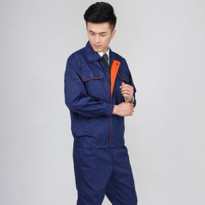 Winter Long Sleeve Work Uniforms, Working Clothing Design for Mens pictures & photos