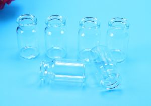 15ml Clear Neutral Borosilicate Glass Vial Made of Scott Tubes pictures & photos