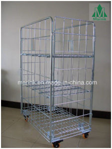2016 Cargo & Storage Equipment Rolling Cage Warehouse Coll Cages pictures & photos