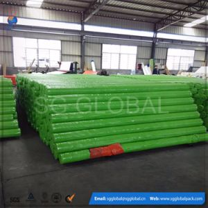 Width 2.44meter Chinese Green PE Tarpaulin pictures & photos