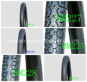 Motorcycle Tyres with Best Quality for South America Market (TL type)