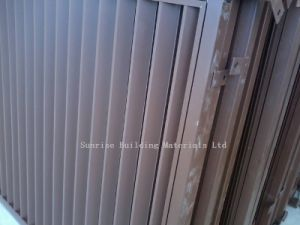 Construction Material -- Aluminium Extrusion Profiles pictures & photos
