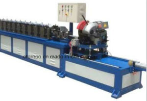 0.3 -0.4 Thickness 20*43mm Post Tension Stitching Oval Duct Machine pictures & photos