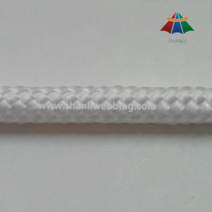 9mm White Pure Polypropylene PP Rope pictures & photos