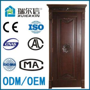 Export Standard Elegent Style New Interior Panel Door