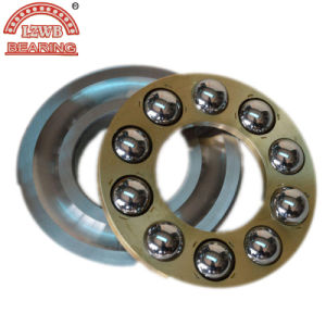 Professional Manufacturing Brass Cage Thrust Ball Bearing (51412M) pictures & photos