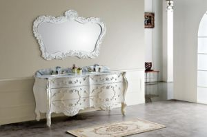 Classical Carving Bathroom Vanity