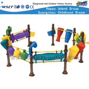 Hot-Sale Park Equipment Percussion Outdoor Playground Set (A-21002) pictures & photos
