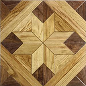 Oak Wood Pattern (Wood Mosaic Floors) Floor/Engineered Flooring (Parquet Flooring) pictures & photos
