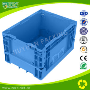 Storage Foldable Plastic Crate Bins Container for Nissan