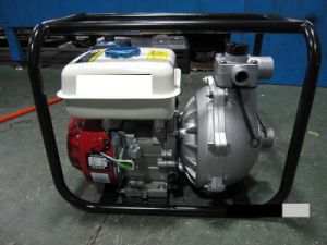 WP30-HP 3 Inch Gasoline Pressure Water Pump pictures & photos