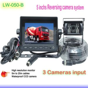 5 Inches LCD Reversing System