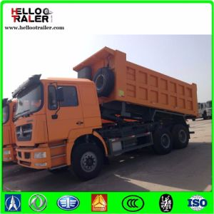 HOWO 25m3 Dump Truck 371HP Heavy Duty Truck Tipper Truck pictures & photos