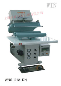 High Efficiency Suit Computer Control Press Machine (sleeve tunnel) with High Ironing Effect