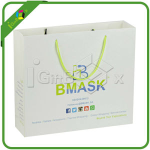 Logo Printed Cheap Gift Bags pictures & photos