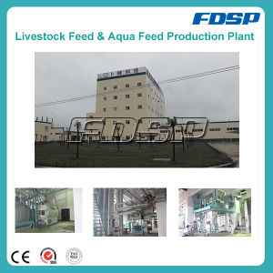 Factory Directly Selling Aqua Feed Mill Plant pictures & photos
