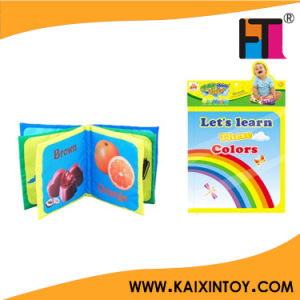 Learning & Educational Baby Cloth Book with En71 pictures & photos