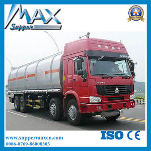Sinotruck HOWO 6X4 Fuel Tank Truck Hydraulic Oil Tanker /Mobile Gas Station CNG Tank Truck pictures & photos