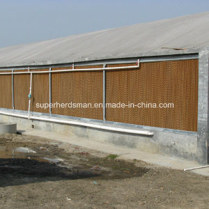Wet Cooling Pad for Poultry Control Shed pictures & photos