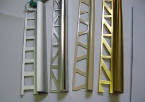 Aluminum Tile Trim/Floor Cover Strip pictures & photos