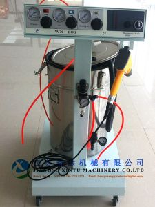 Manual Electrostatic Powder Coating Machine pictures & photos