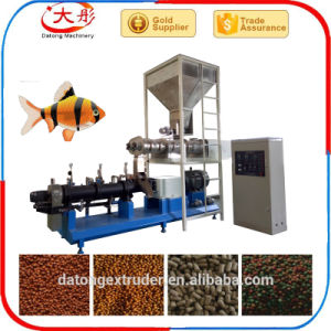 Best Quality Fish Food Feed Extruder Machine pictures & photos