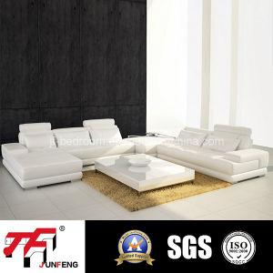 2016 Modern U Shape Leather Sofa (Jfu-1) pictures & photos