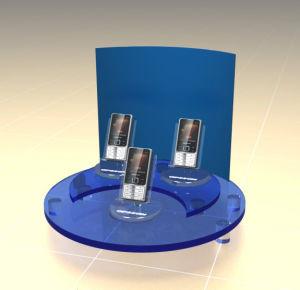 Acrylic Electronic Display Stand (CME012)