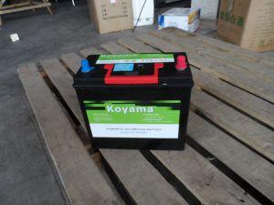 Auto Car Battery 46b24L-12V45ah pictures & photos